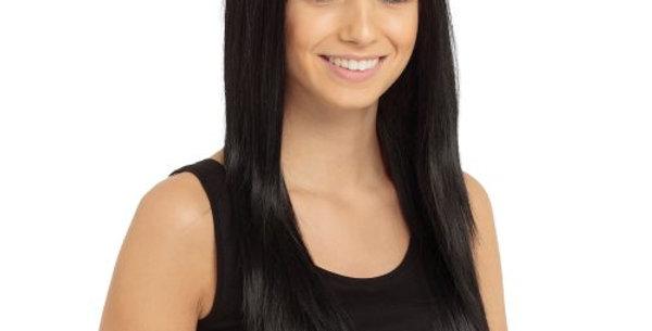Olivia Black Wig