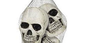 Boneyard Mulitpack Skulls - 12cm (3pk