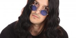 Darkness Rocker Wig