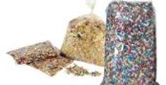 paper coloured confetti