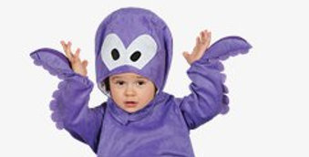 Baby Octopus - Baby & Toddler Costume (each) size 6-12 months includes jumpsuit,