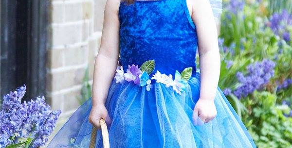 Flower Fairy - Toddler & Child Costume