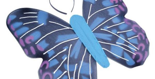Butterfly Kit Blue 50x 50cm