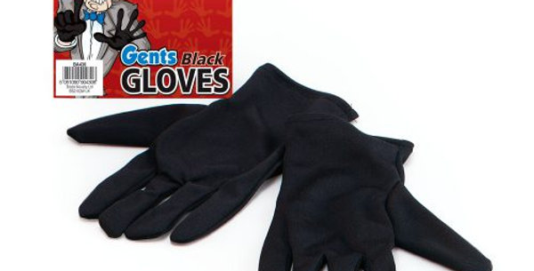 Gent's Gloves Black