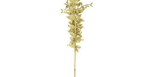 Golden Glitter Branch - 92cm (each)