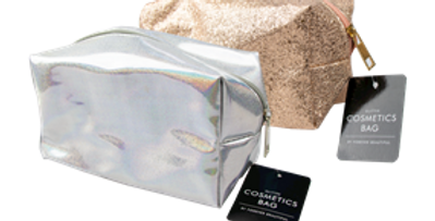 Wholesale Glitter Cosmetics Bags