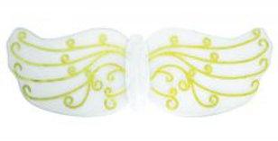 Angel Wings Gold Pattern