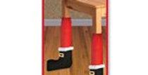 Elf / Santa Table Leg Covers (4pk)