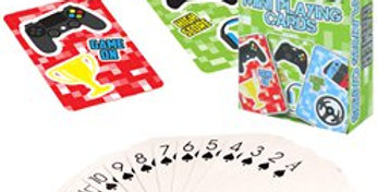 Gamer Mini Playing Cards (each)