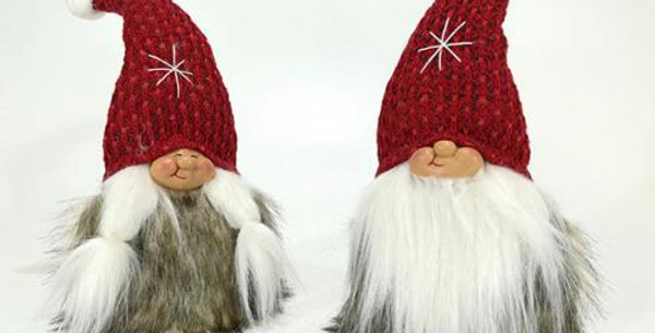 Bearded Gnomes assorted