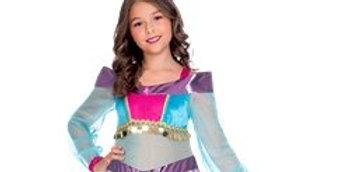 Arabian Genie - Child Costume  4-6, 6-8,8-10, 10-12 years.