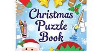 Christmas Puzzle Book 10.5 cm x 14.5 cm (each)