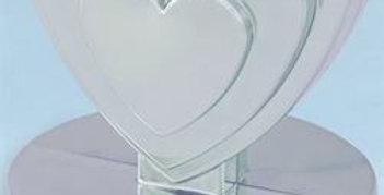 Silver Heart Weight