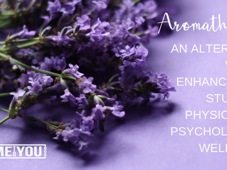 Aromatherapy:  An Alternative Way to Enhance Your Student's Physical and Psychological Well-Being