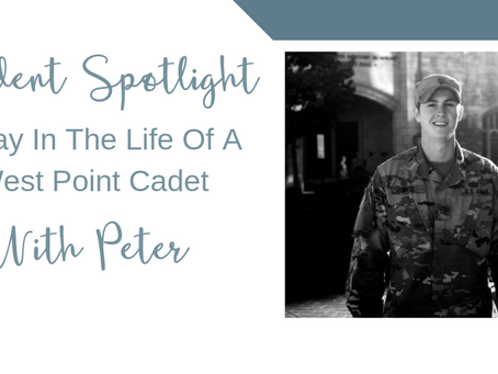 Student Spotlight: A Day In The Life Of A West Point Cadet, Peter