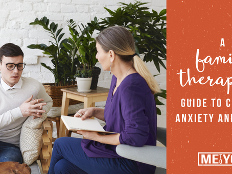 A Family Therapist's Guide to College Anxiety and Stress