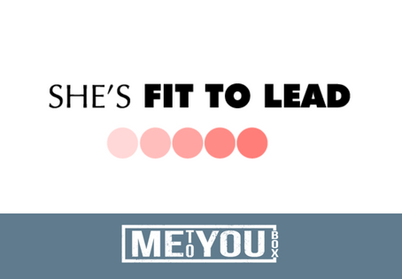 She's fit to lead