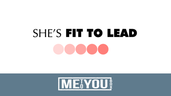 She's Fit To Lead / Me To You Box