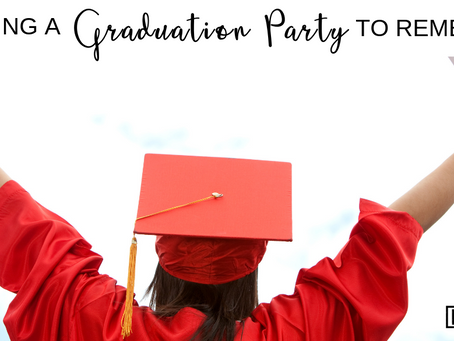 Planning A Graduation Party To Remember