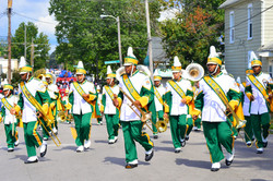 Kentucky State marching band