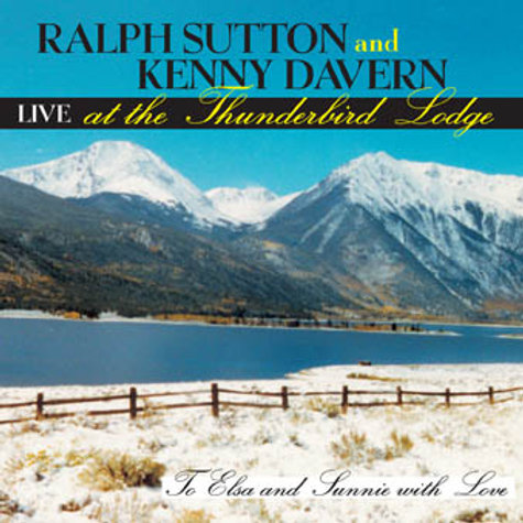 Ralph Sutton and Kenny Davern - To Elsa and Sunnie With Love