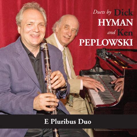 Dick Hyman and Ken Peplowski - E Pluribus Duo