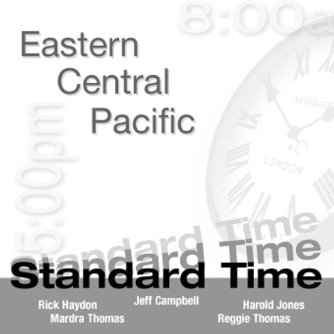 Standard Time - Eastern, Central, Pacific