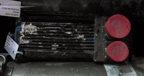 Servomotor 1750 rpm, 1/2 hp #1494