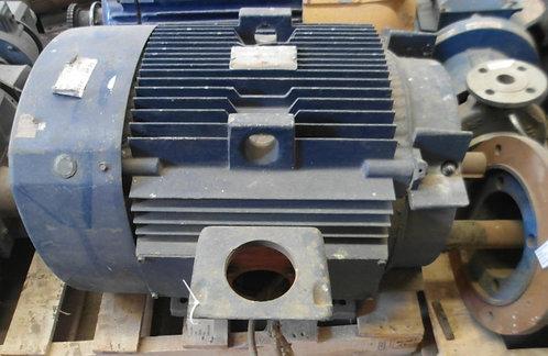 Motor de 3555 rpm, 75 hp #1806