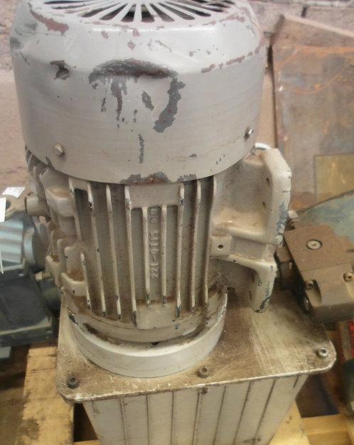 Motor de 1750 rpm, 3 hp #1843