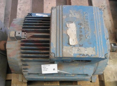 Motor de 1460 rpm #1858