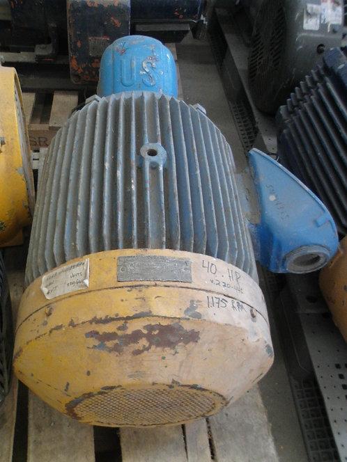 Motor de 1175 rpm, 40 hp #1850
