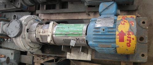 Motor + Bomba centrifuga #1833
