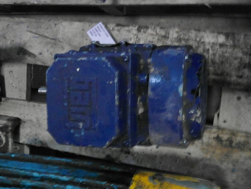 Motor de 1660 rpm 0.25 cp #1349
