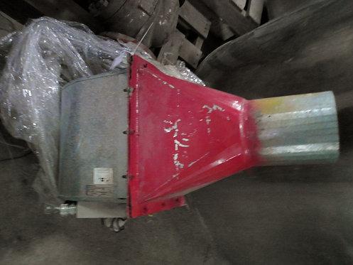AC centrifugal fan D4E225-CC01-39 de 1150 rpm #1639