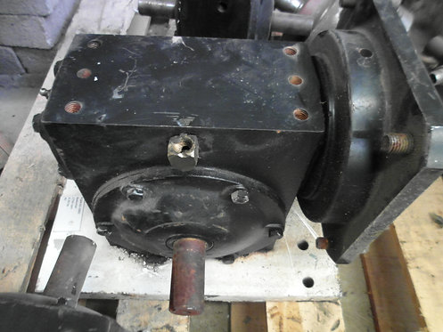 Reductor de 1750 rpm, 4.29 hp #1882