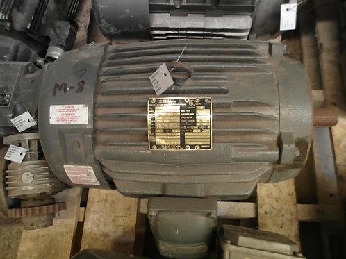 Motor de 1770 rpm, 7.5 hp #1787