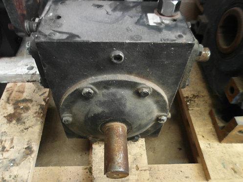 Reductor de 1750 rpm, 2.53 hp #1878