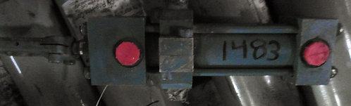 Pistón hidráulico H160TH 40x18 #1483