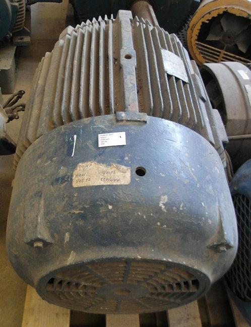Motor de 3588 rpm, 100 hp #1827