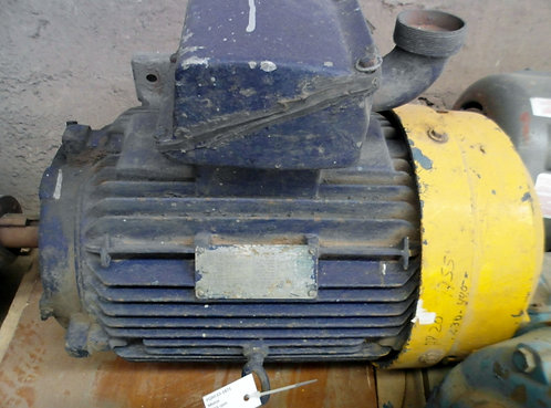 Motor de 1755 rpm, 20 hp #1871