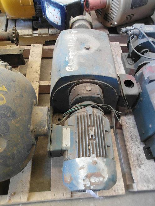 Motor de 1400 rpm, 2.55 kw #1810