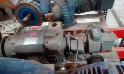 Motor de corriente directa 3500 rpm, 30 hp #052
