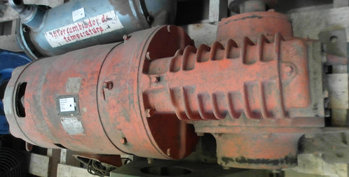 Motorreductor de 450 rpm, 1 hp #1866