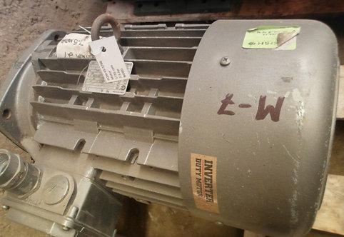 Motor de 1735 rpm, 7.5 hp #1786