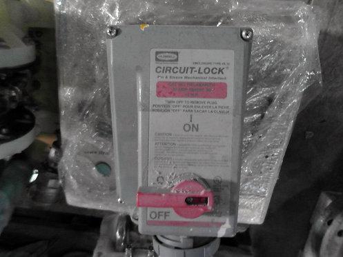 Circuit Lock #1170