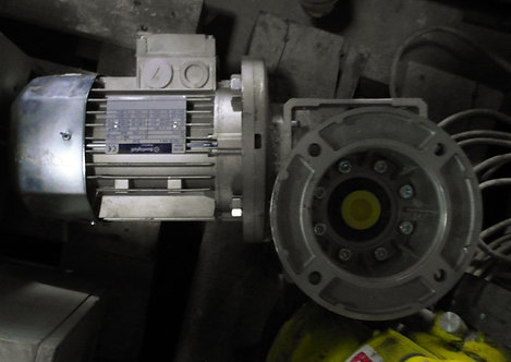 Motorreductor de 1430-1745 rpm #1411