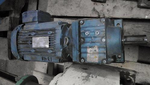 Motorreductor de 300-1800 rpm #1348