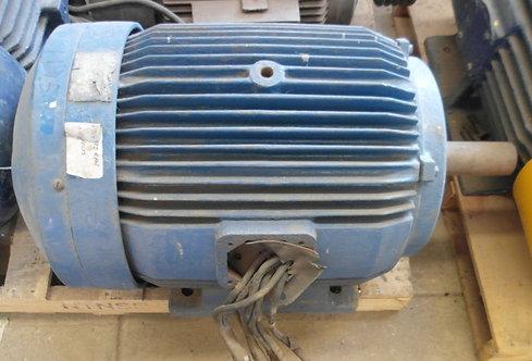 Motor de 1175 rpm, 75 hp #1825