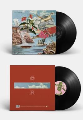 ג'יין בורדו - אוקיינוסים (Vinyl)